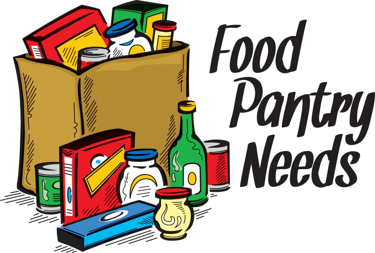 Church Street Ministries Food Pantry
