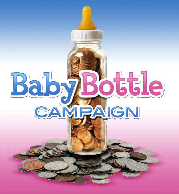 Baby Bottle Donations