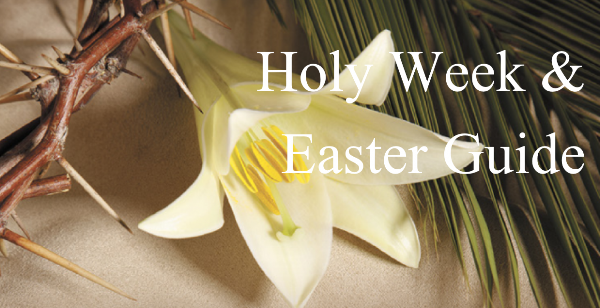 Spend Holy Week & Easter with Bishop Jugis Online