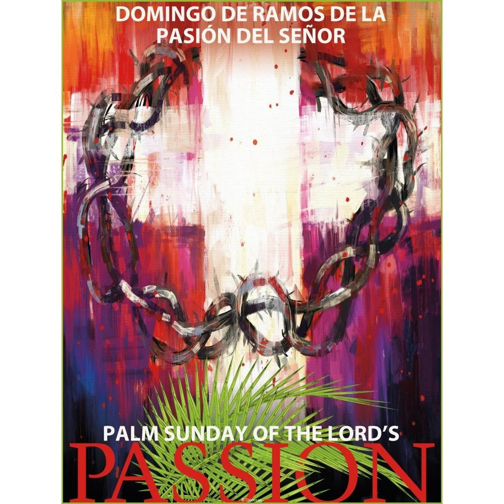 Palm Sunday – Domingo de Ramos