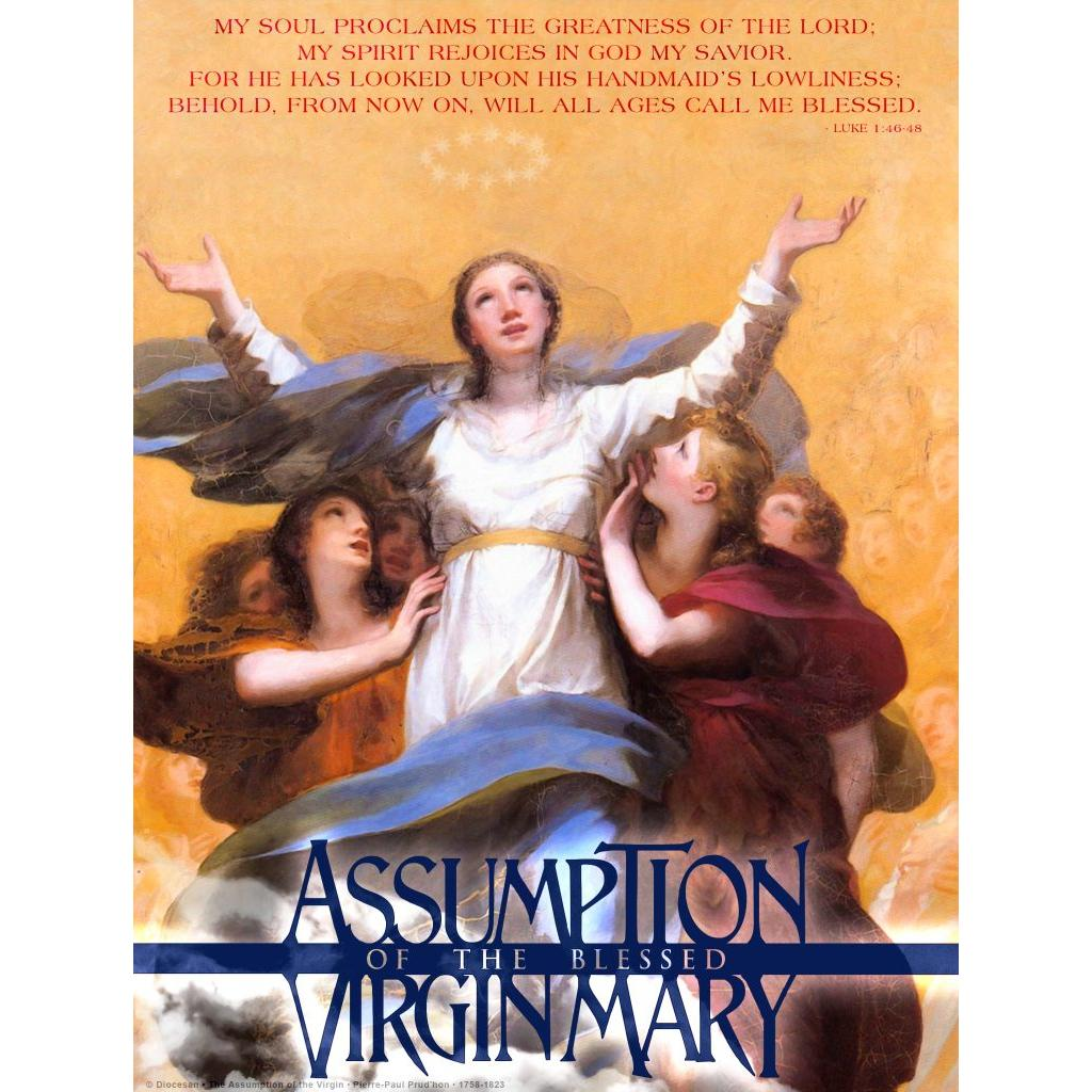 Assumption of Mary Vigil Mass